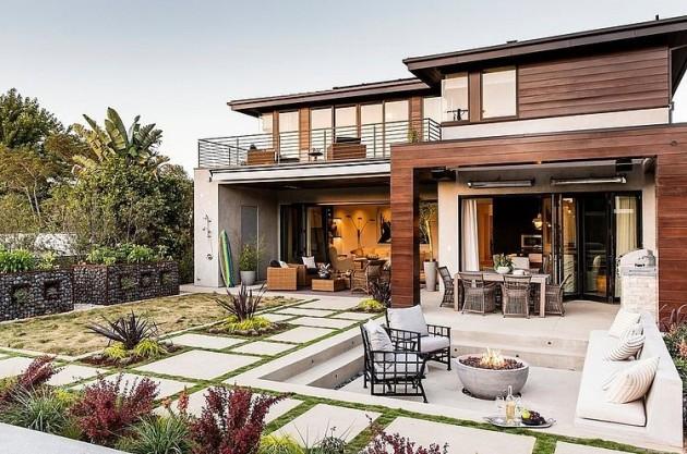 16 Outstanding & Unique Dream House Designs for Your Inspirati