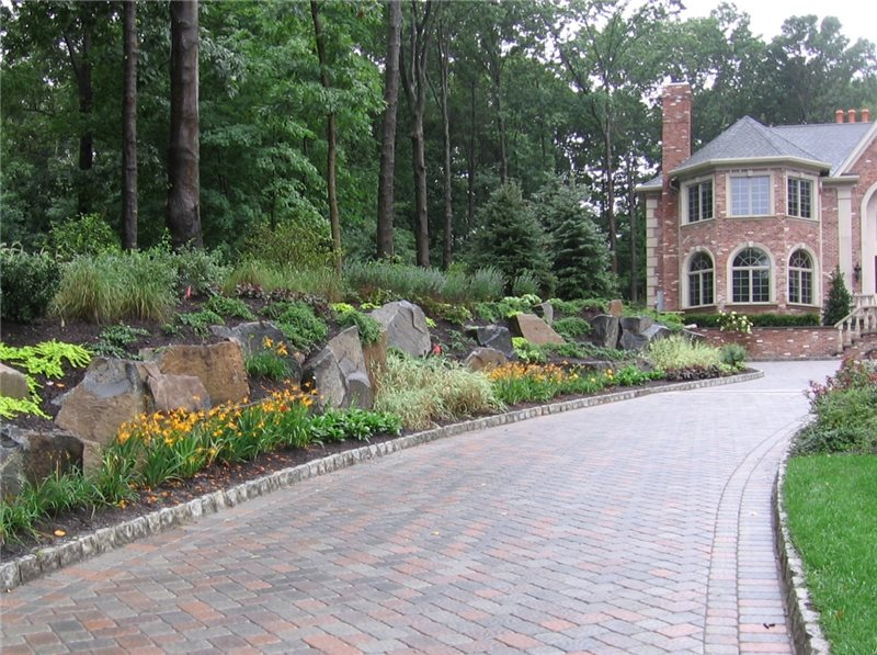 Driveway Design Ideas - Landscaping Netwo