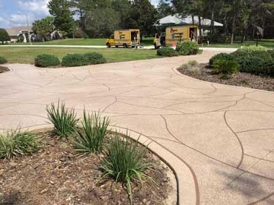 Home | Dans Driveway Designs | Spring Hill, Flori