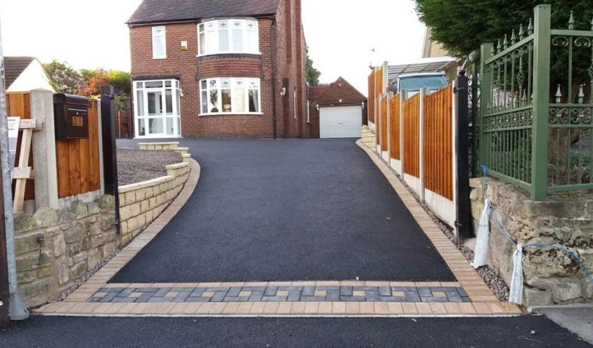 Driveway ideas – block paving and tarmac driveway designs - Labad