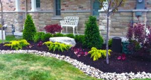 Cheap Landscaping Ideas Pictures | Front and Backyard | Diy .