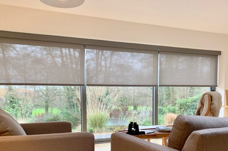 Alexa Blinds - Alexa Controlled Electric Blinds - Electric Blind .