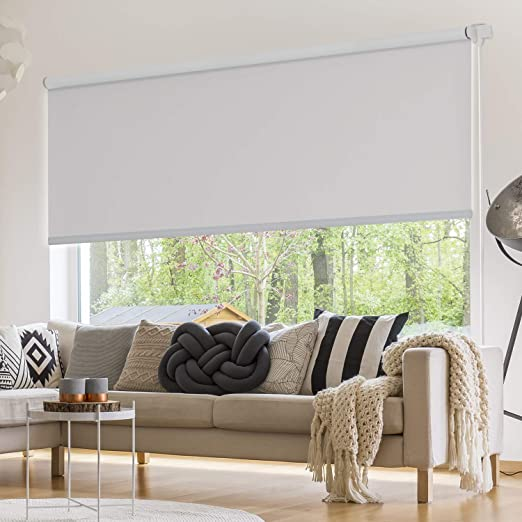 Amazon.com: Link Shades Electric Automated Blackout Roller Shades .