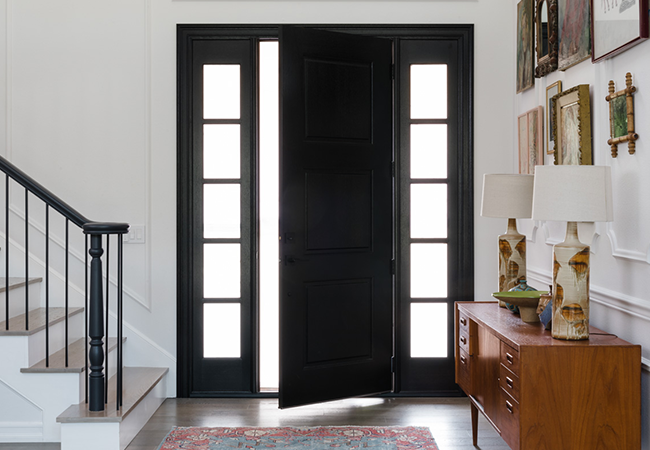 Extraordinary Hinged Exterior Doors | Pel