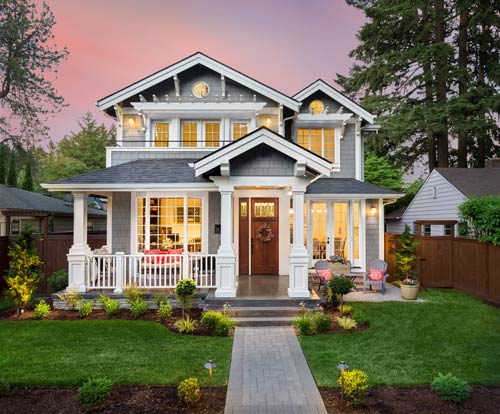 Why Paint Your Home's Exterior a Light Col