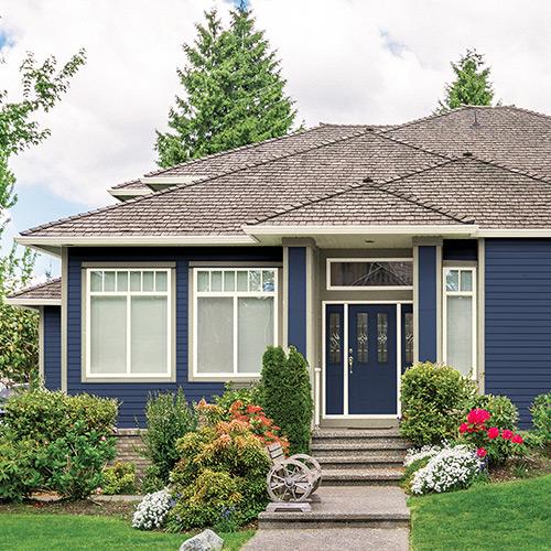 Best Exterior House Color Palettes - Articles About Painting Color .
