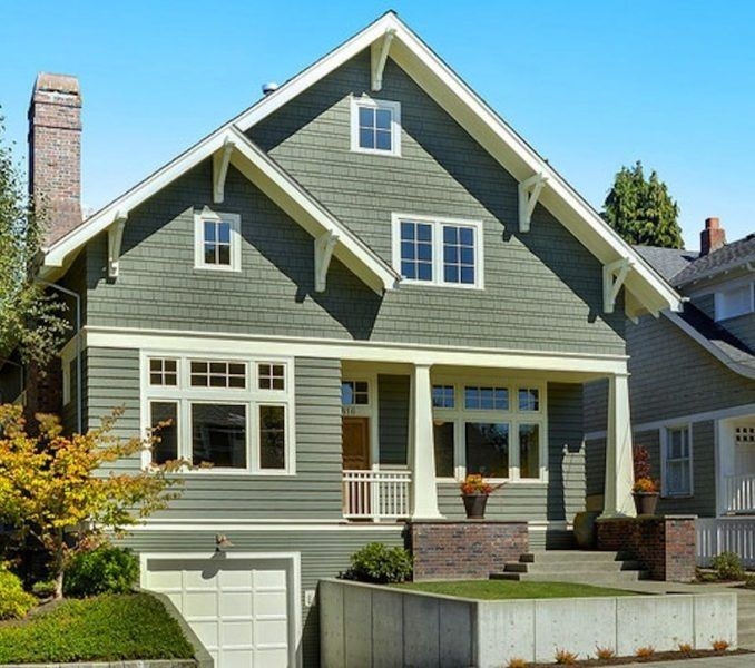 Sage Green Exterior House Colors Colors For Homes Colors For Homes .