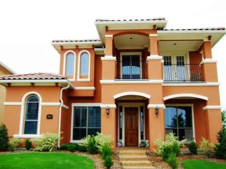 Some Terrific Color Combination Ideas for Home Exterior - Home .