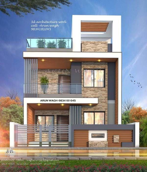 300 Most Popular Exterior Home Design Styles Explained | House .