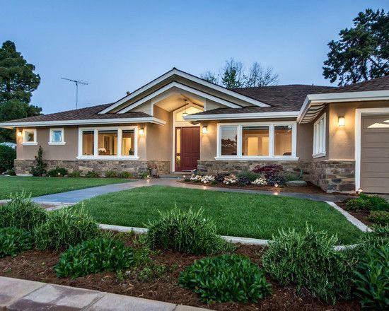 Architectural Design Ranch House | Ranch house exterior, Ranch .