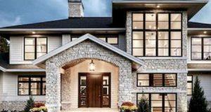 70 Most Popular Dream House Exterior Design Ideas (10) | House .