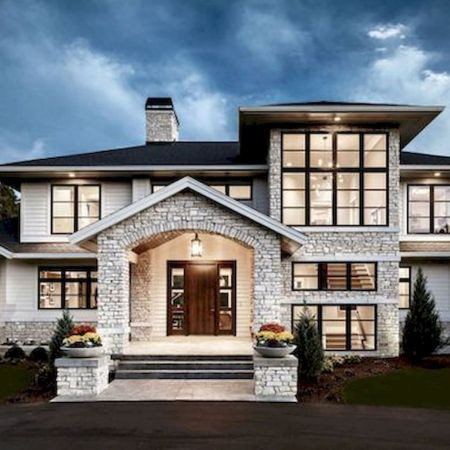 Exterior House Design Ideas