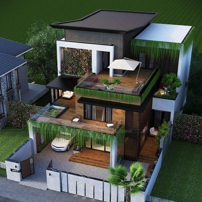 ▻ 999+ Best Exterior Design Ideas #exterior #homedecor – HomeDec .