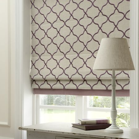 Easy Methods On How To Make Roman Blinds | Curtains with blinds .
