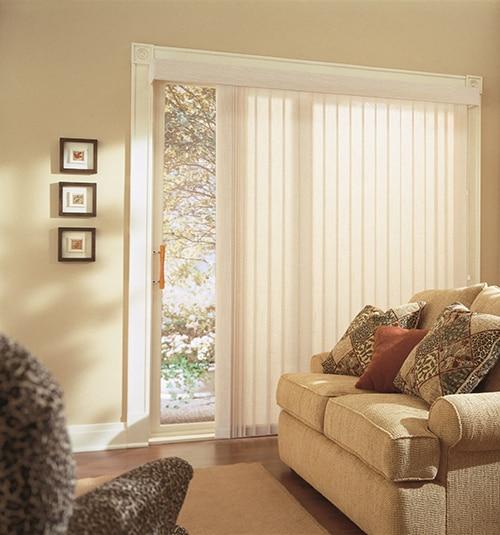 Blindsgalore® Fabric Vertical Blinds | Blindsgalo