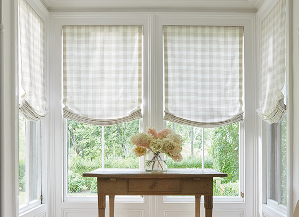 Designer Roman Shades and Blinds | The Shade Sto