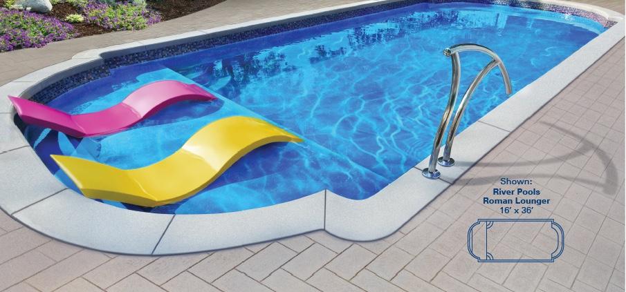Fiberglass Pools - Backyard Vision - Wilmington,