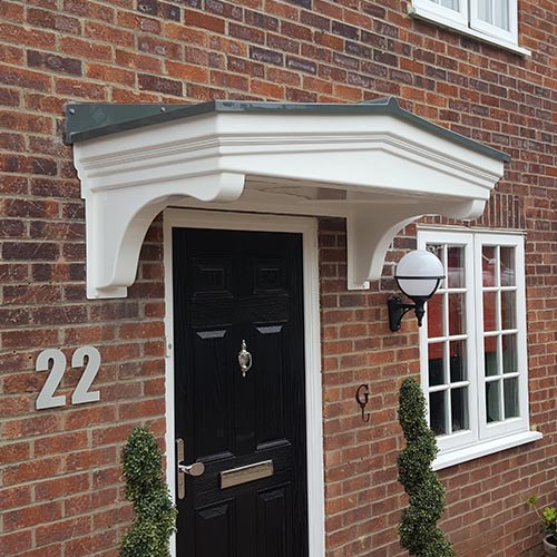 Front Door Canopy, Over Door & Porch Canopies | Canopies