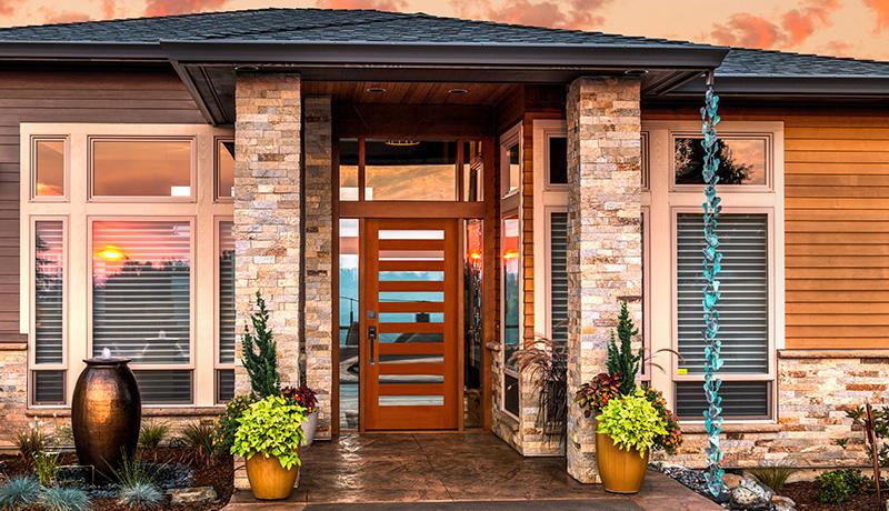 Contemporary Exterior Doors | Modern Front Doors | Simpson Doo