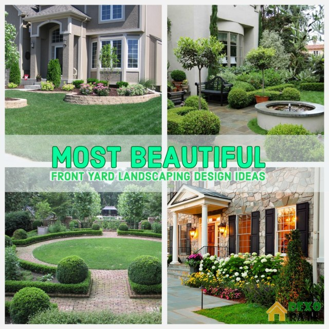 35 Most Beautiful Front Yard Landscaping Ideas For Stunning Home .