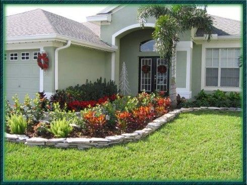 Small Front Yard Gardens With Some Tips Design Decoration Ideas .