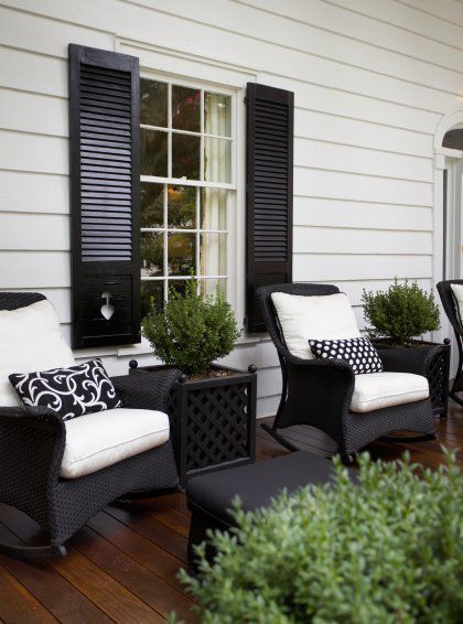 Porch Furniture :add some elegance in your home Best Paint .