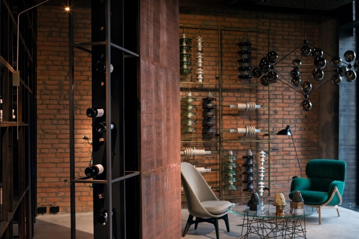 Garage Design Gallery «Shadows And Shades» by Evolutionary .