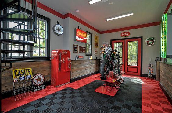 Garage Design - Garage and Passio
