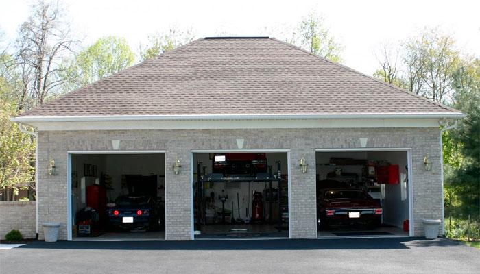 Designing the Perfect Garage   Pioneer Squa