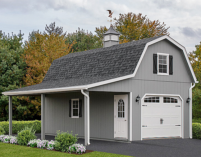 Custom made sheds, barns, garages and cabins are the name of the .