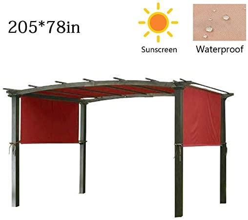 Amazon.com: N/Z Garden Canopy Cover, Tier Gazebo Roof Top, Water .