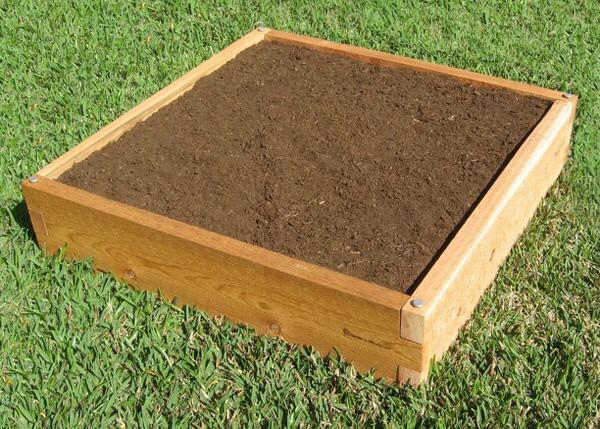 3×3 Raised Garden Bed | Garden In Minutes