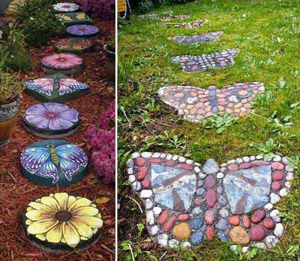 26 Fabulous Garden Decorating Ideas with Rocks and Stones .