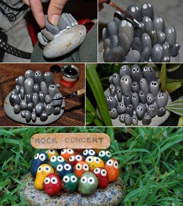 19 Handmade Cheap Garden Decor Ideas To Upgrade Garden | Diy .