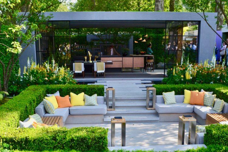 7 Design Ideas for Your Garden From Chelsea Flower Show - Global .