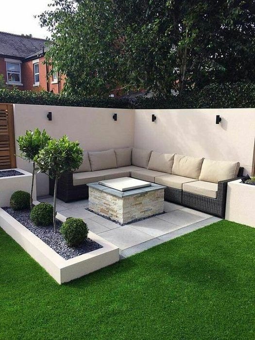 FIND OUT: The Most Attracting & Stylish Modern Mini Garden Design .