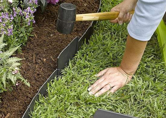 Landscape Edging Ideas: 12 Easy Ways to Set Your Garden Beds Apart .