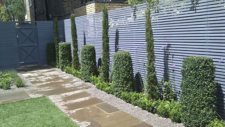 Wood Preservative Colours For Garden Fences - Gardening - Learning .