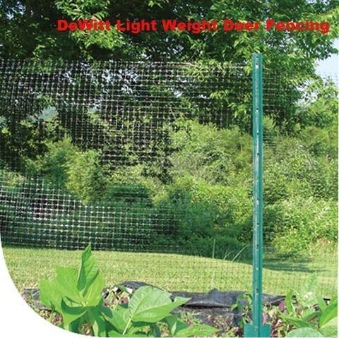 Light Weight Garden Fencing – Valley Landscape Supp