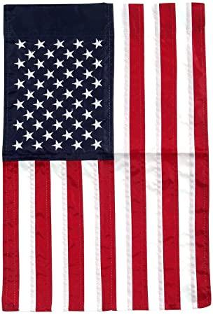 Amazon.com : US Flag Store GFUSA USA Garden Flag : Outdoor Flags .
