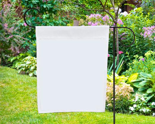 Blank Nylon Garden Flag - Garden Flags - Holiday & Celebration Fla