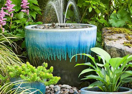 DIY Fountain Ideas - 10 Creative Projects - Bob Vi