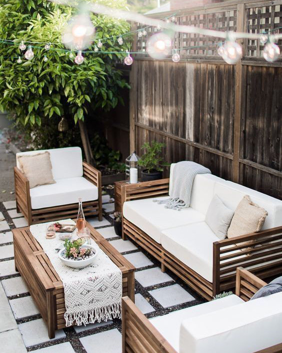9 of the Best Garden Furniture Sets — LIV for Interio