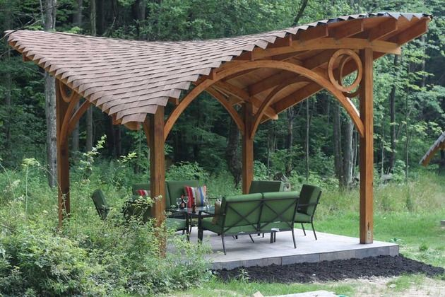 Gorgeous Gazebos for Shade-tastic Outdoor Living by Garden Arc .