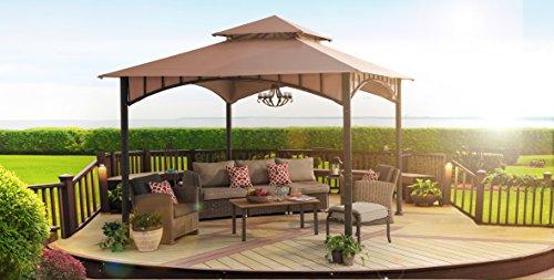 Best Outdoor Garden Gazebos and Your DIY Options | Colour My Livi