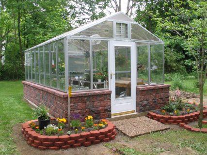 Arcadia™ Home & Garden Greenhouses | Arcadia GlassHou