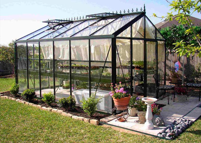 Victorian greenhouses: a true eyecatcher – Greenhouse Hu
