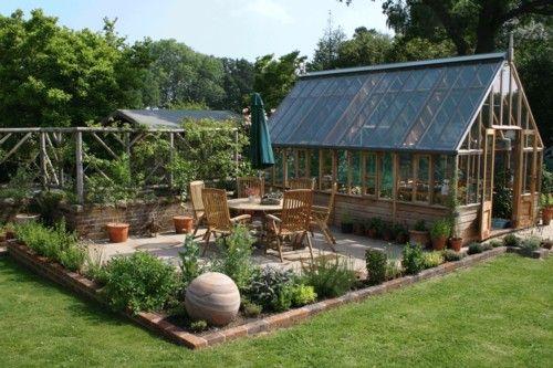 Greenhouse Planning Tips | Backyard, Garden spaces, Garden planni