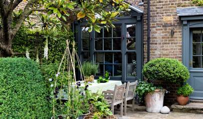City gardens - city garden ideas and design | House & Gard
