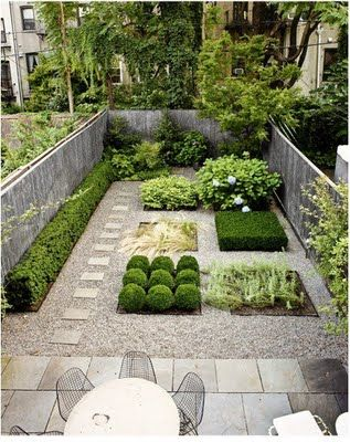 Inspire Bohemia: Garden Inspiration Part II | Small backyard .